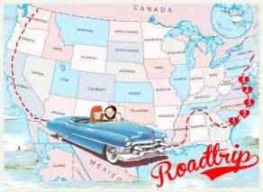 Usa Road Trip Map by Week On The East Coast Usa Roadtrip The Latest The