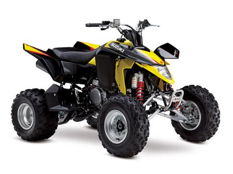 2014 Suzuki Z400 2014 Suzuki Quadsport Z400 Motorcycle Review
