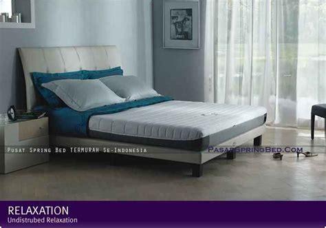 Bed Comforta Medan harga serta bed termurah di indonesia serta