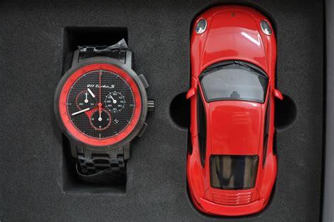 Porsche Turbo Uhr by Neu Orig Porsche Uhr Chronograph 911 Turbo S Classic