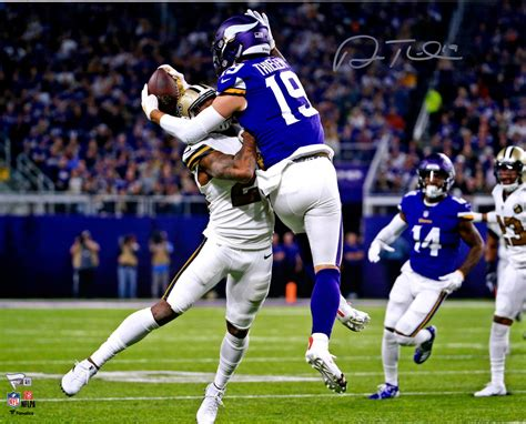 Vikings Vs Saints Amazing Catch