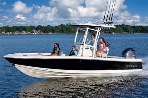 robalo boats manufacturer robalo 246 cayman boats for sale boats