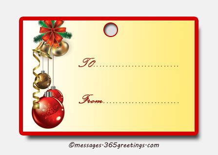 christmas gift tags christmas celebration   christmas
