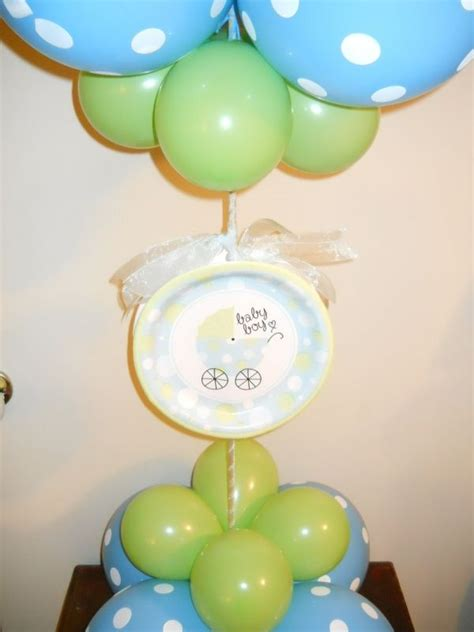 Baby Shower Balloon Centerpiece by 9 Best Baby Shower Balloon Centerpieces Ideas Images On