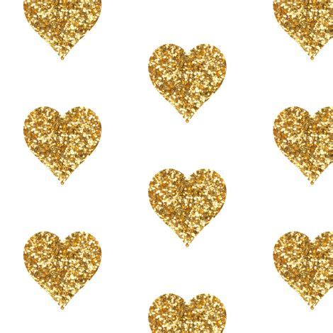glitter wallpaper not fabric gold glitter heart fabric and wallpaper on white contact