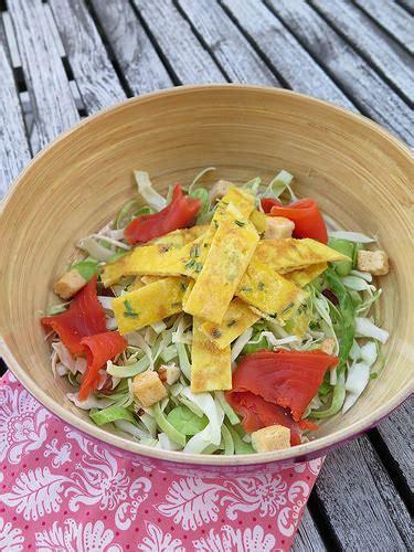 comment cuisiner le chou pointu salade de chou pointu aux noisettes ma p tite cuisine