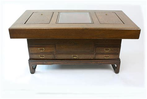 Japanese Hibachi Coffee Table For Sale Antiques Com