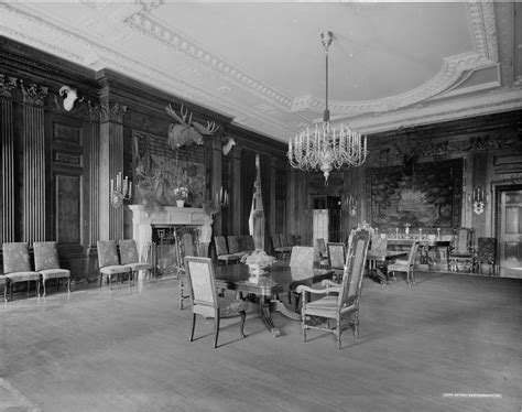 the state dining room white house washington d c
