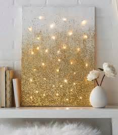 crafting ideas for home decor best 25 gold room decor ideas on pinterest gold teen