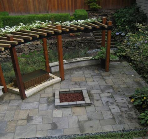 Pergola For Small Backyard by Cheap Small Pergola Ideas Garden Landscape
