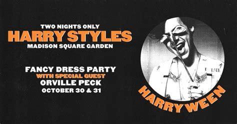 harry styles adds    ticket presale code