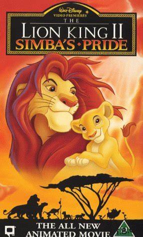 film izle lion king the lion king 2 simba s pride izle