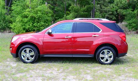2013 chevrolet equinox ltz 2013 chevrolet equinox ltz awd v6 review test drive