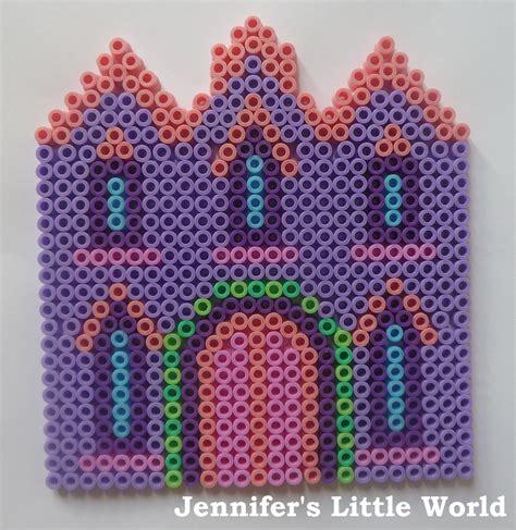 hama beads house design jennifer s little world blog parenting craft and travel hama bead house designs