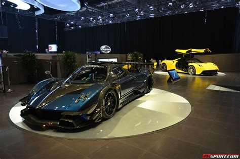 blue pagani zonda zonda revoluc 237 on carbon blue 5 page 2 forum pagani