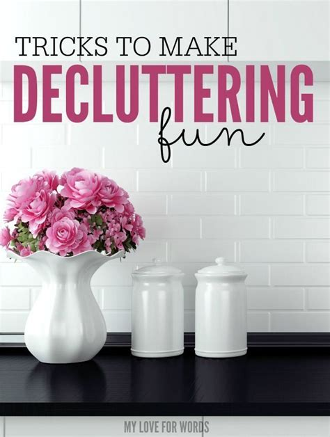 7 Ways To Prepare For February Doldrums by Tricks To Make Decluttering
