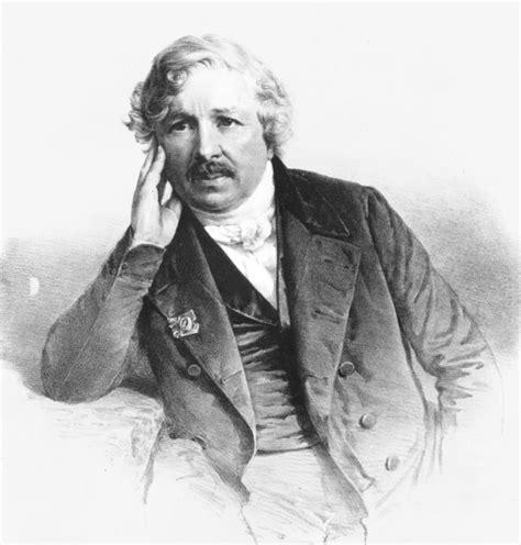 louis daguerre louis daguerre 1787 1851 design culture week 5