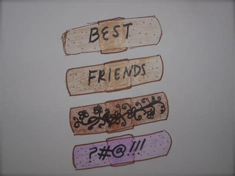 band aid tattoo friendship band aids promise2 cmoore44