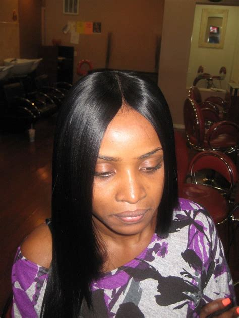 full sew in weave hairstyles fade haircut