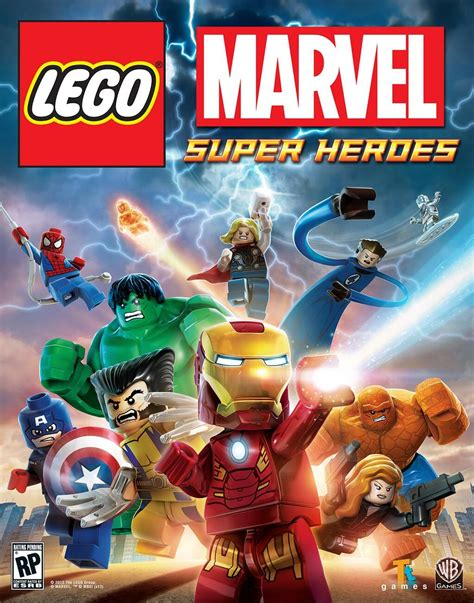 tutorial for lego marvel superheroes lego marvel super heroes pc download torrent full pt br e