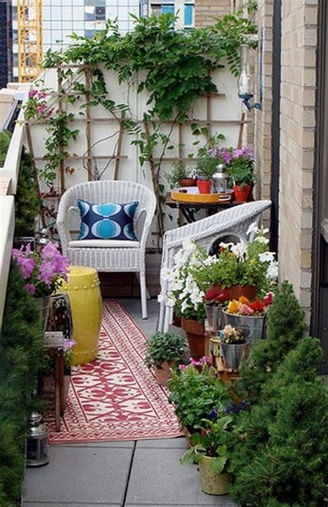 How To Decorate Home With Flowers by 33 Small Balcony Designs And Beautiful Ideas For
