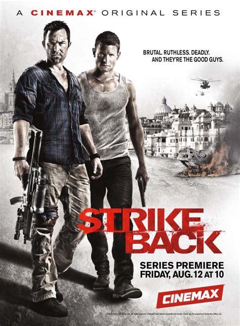 strike back cinemax saisons 1 192 4 dvd zone 2 strike back s 233 rie tv 2010 allocin 233