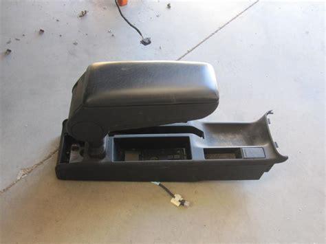 audi s4 b5 parts 00 02 audi s4 a4 black leather center console w lid