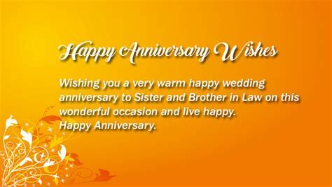 1st Wedding Anniversary Gift For Sister And Brother In Law