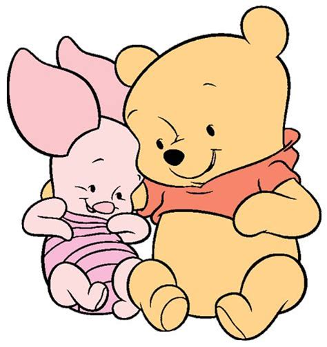baby winnie the pooh friends baby winnie the pooh and friends clipart search