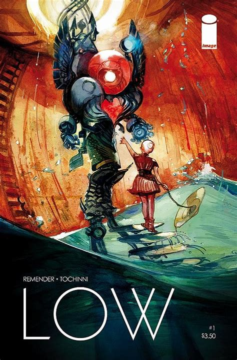 low book one preview low 1 by rick remender greg tocchini