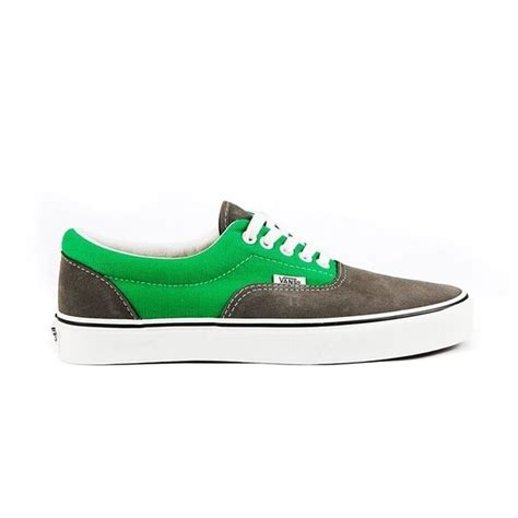vans era grey green 36 00 sneakers low graffitishop
