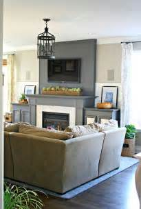 how to decorate a fireplace wall best 20 tv fireplace ideas on tv above