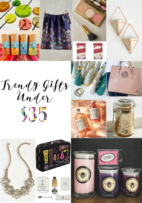 trendy gifts trendy gifts under 35 life of a lost muse bloglovin