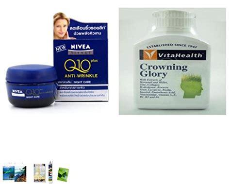 creatine q10 special set nivea visage q10 plus creatine anti wrinkle