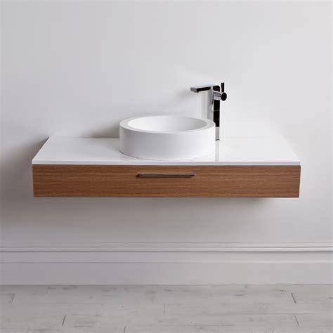 The Edge Luxury Milano Stone Bathroom Vanity Wall Marble Vanity Units For Bathroom