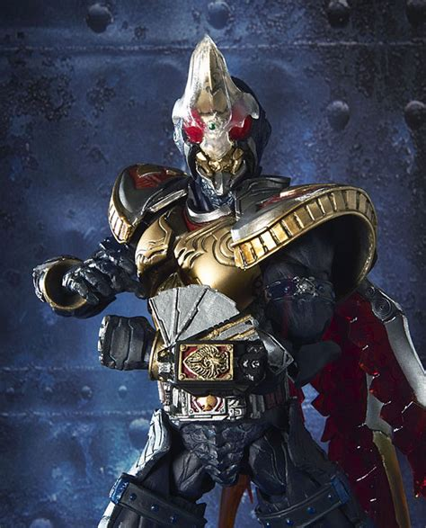 Bandai S I C Masked Rider Leangle Form amiami character hobby shop s i c vol 37 kamen rider leangle blade form released