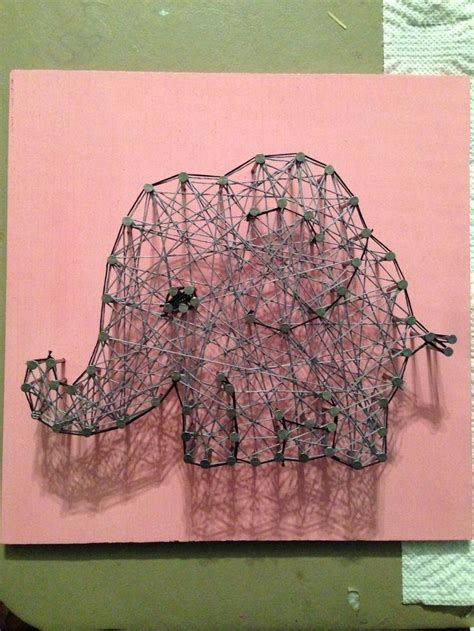 Elephant String - elephant string things i ve done