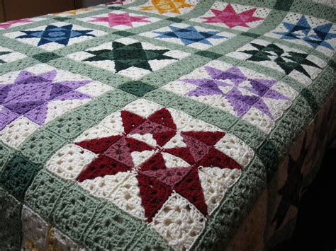 afghan comforter square blanket to crochet free pattern crochet kingdom