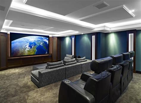 inspiring home theater design ideas