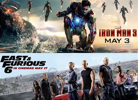 fast and furious movies ranked iron man 3 fast and furious 6 banner top 10 must see