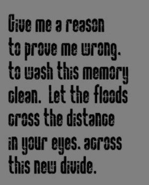 linkin park best song new divide linkin park quotes quotesgram