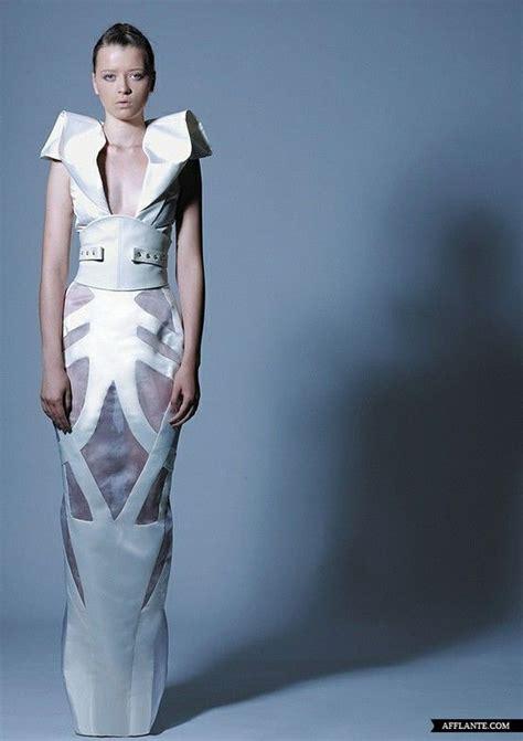 futuristic style anneliese hussein bazaza futuristic clothes future girl