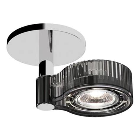 Directional Ceiling Light Fixtures Bazz Axis Collection 1 Light Chrome Ceiling Fixture With Multi Directional Spot Pl1951sg The