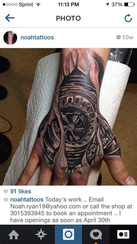 turbo tattoo sleeve turbo tattoo hand tattoo black and grey tattoos by