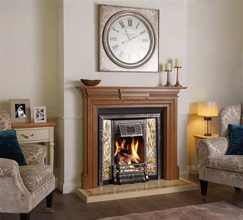 tiled fireplace hearth tiled fireplaces stovax traditional fireplaces