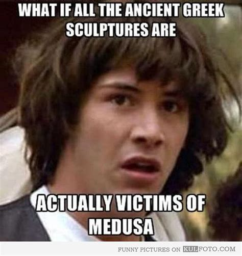 What Is A Me Me - ancient greek sculptures victims of medusa all about