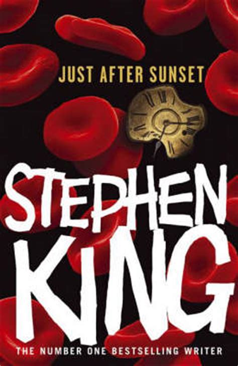 libro just after sunset ver tema despu 233 s del anochecer stephen king 161 161 193 brete libro foro sobre libros y autores