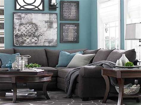wohnzimmer blau grau grau blau deko ideen