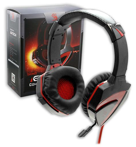 Hs 98500 Bloody Headset Gaming G500 3 5mm G 500 Murah multim 233 dia hangsz 243 r 243 fejhallgat 243 gy蜻r bit bolt