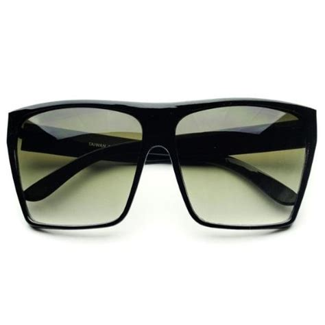 Square Oversized Sunglasses Black black square sunglasses top sunglasses